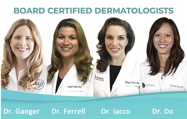 Ann Arbor, Wixom, Plymouth Dermatologists - Ganger Dermatology